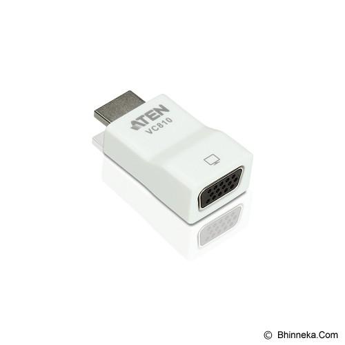 ATEN HDMI to VGA Converter [VC810] - Cable / Connector Hdmi